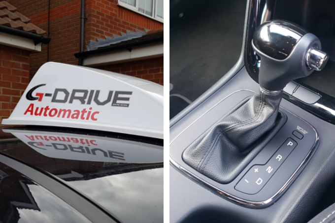 Automatic Driving Lessons now available