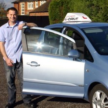 Stewart Joins the G Drive Grimsby Driving School