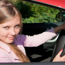 young driver in Grimsby